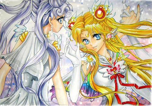 trust me- Sailor Moon - Cosmos