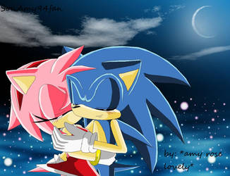 SonAmy...  :3 by sonamy94fan
