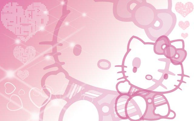 Hello Kitty Wallpaper By Sonamy94fan
