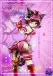 Tokyo Mew Mew: Momomiya Ichigo
