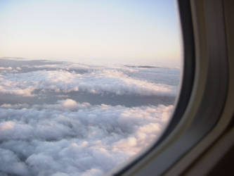 clouds from the window seat by lol-brb-ttyl