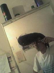 Ryu Wig (Unused)