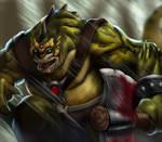 Thundercats Slithe