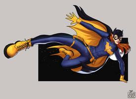 New batgirls by timterrenal