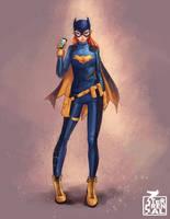 Batgirl 2 by timterrenal