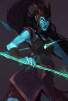 kalista by sharkees