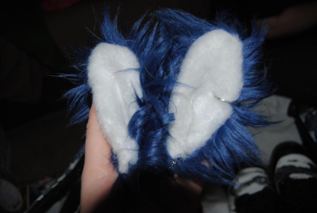 how to make furry cat ears