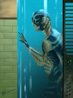 The Shape Of Water by thatbruno