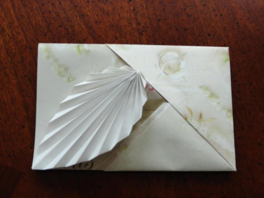 Origami Leaf Envelope by N1NJ4-Knight on DeviantArt - photo#25