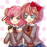 Sayori x Natsuki | Doki Doki Literature Club