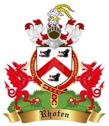 Rhoten Coat of Arms