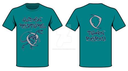 Ogden Raptors T-shirt concept