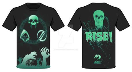 Necromancer T-shirt Concept