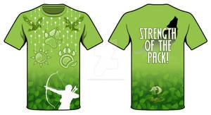 Ranger T-shirt Concept