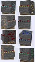 Minecraft Mob Ideas - Ore Trap
