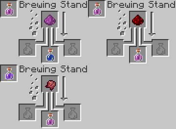 Minecraft Item Ideas Invisibilty Potion Stuff By