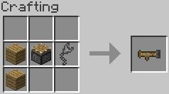 Minecraft Item Ideas - Grappling Hook by RedPanda7