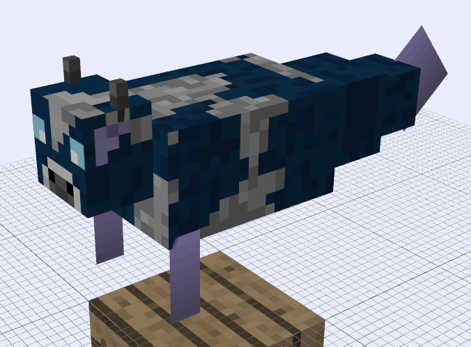 Minecraft Mob Ideas - Sea Cow