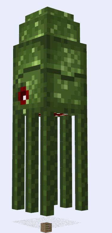 Minecraft Boss Idea
