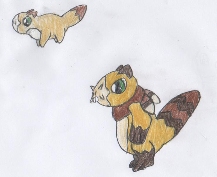 Mouse Lemurs? LEMUR MICE!!! by RedPanda7 on deviantART