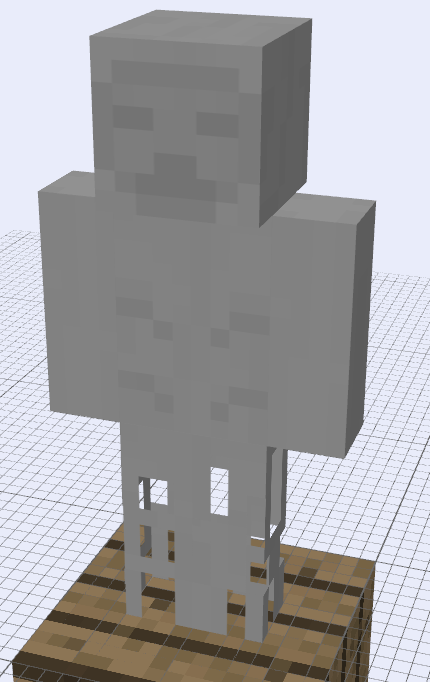 Minecraft Mob Ideas - Ghost
