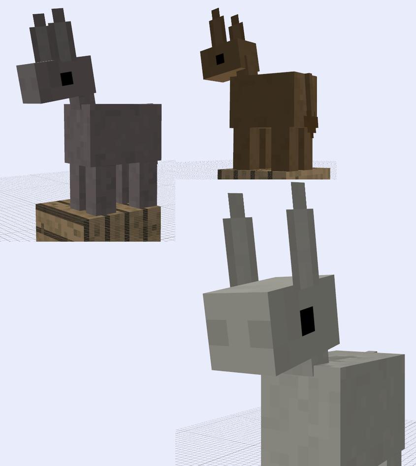Donkey By RedPanda7 On DeviantArt