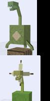 Cheshirecraft - Triffids