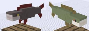 Cheshirecraft - Salmon and Cod
