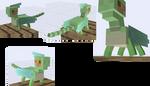 Primevalcraft - Coelurosauravus