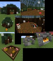 MC Concepts - Tribal Village Structures