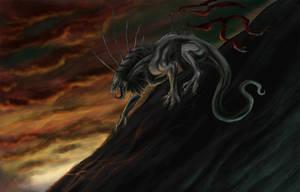 Random Creature by Thalbachin