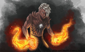 Burning Anger by Thalbachin