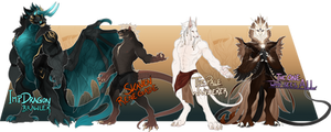 June Character Design auctions - CLOSED
