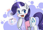 Rarity With Hot Coco