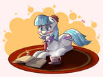 Coco Pommel And Hot cocoa