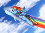 In The Sky
