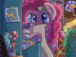 PinkiePie's Secret Room