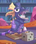 Maud pie The Dragon Form