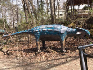 Camp Cretaceous Bumpy Ankylosaurus repaint