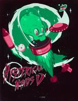 Mr. Hysteria by TheDigitalMethod