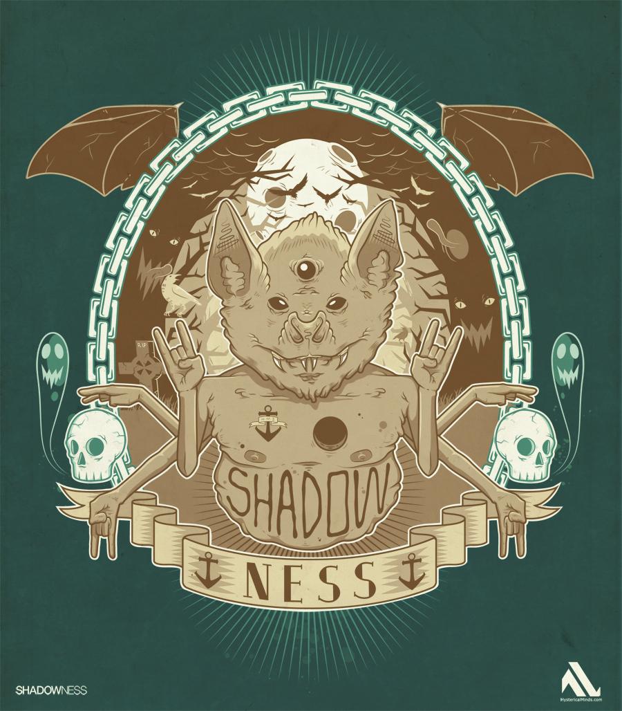 Shadowman by TheDigitalMethod