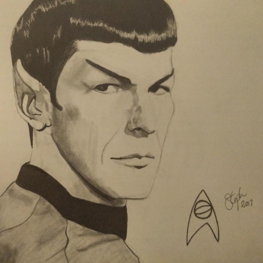 Hello Mr Spock by kankuri