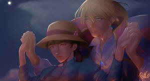 Sophie and Howl (Night version)