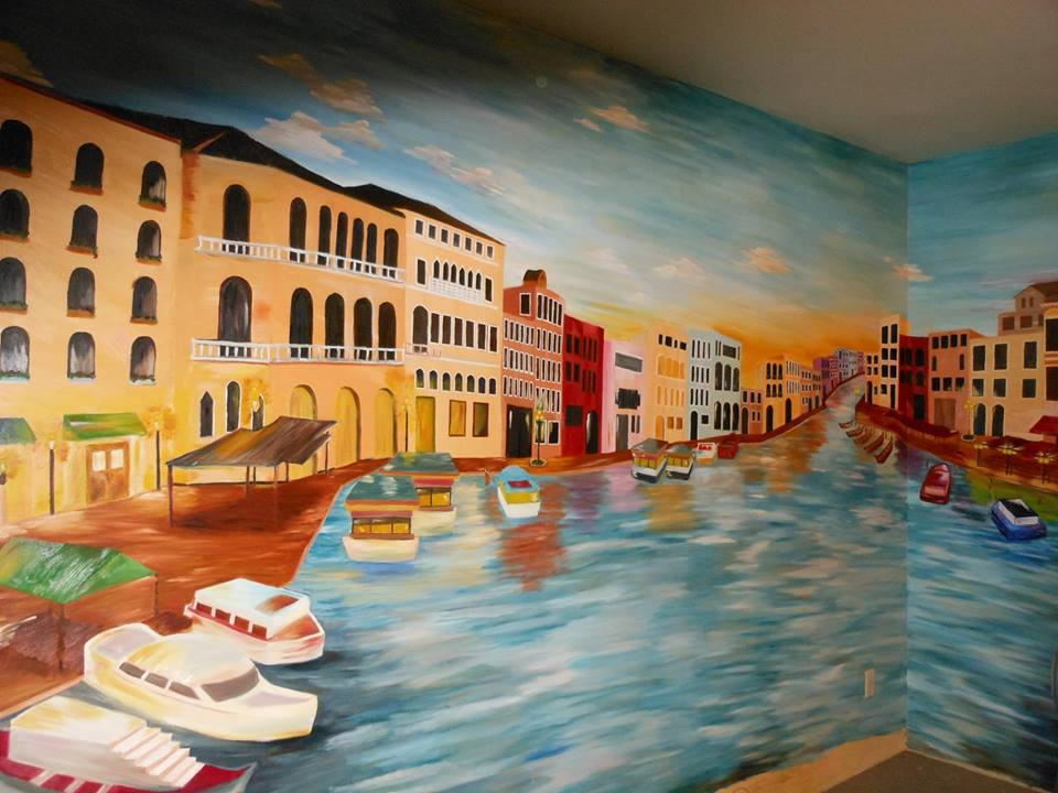 The Grand Canal by monicagrace27