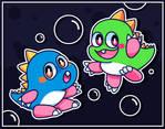 Bubble Bobble! by j1mble5