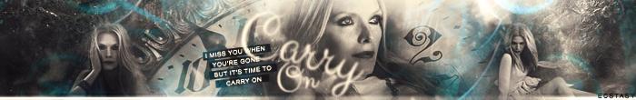 Carry On by ecstasyvi