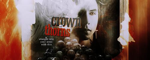 Crown of Thorns by ecstasyvi