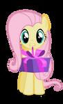 Fluttershy gift vector.