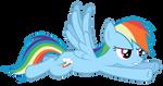 Dashing Rainbow Dash