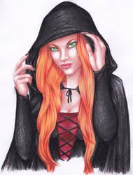 Witch Felina [Raffle Prize]